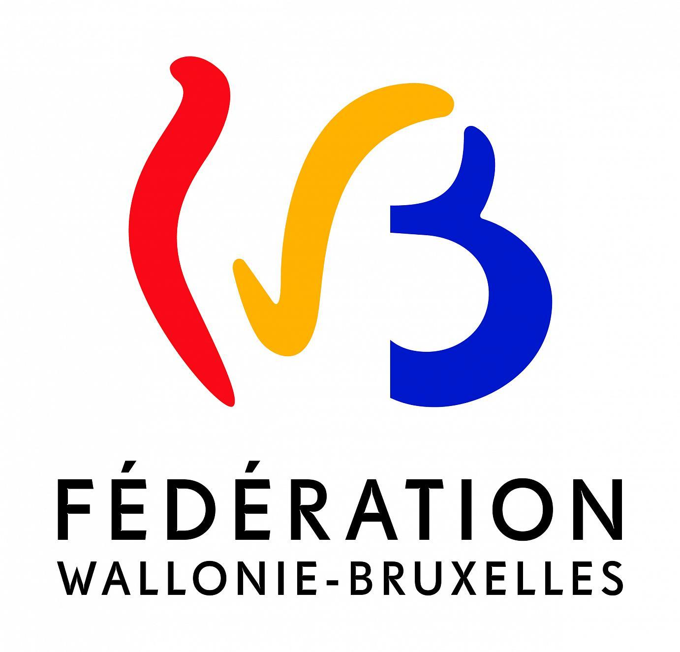 Logo of : Féderation Wallonie-Bruxelles