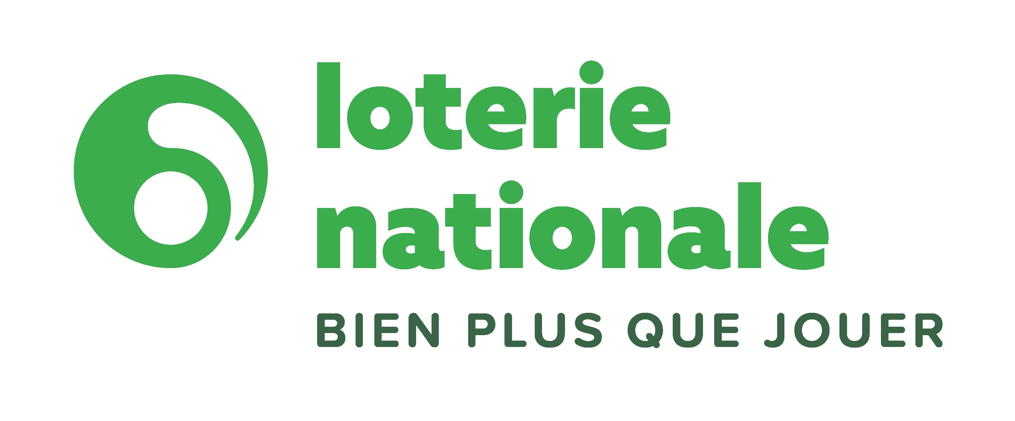 Logo de : La loterie nationale Bien plus que jouer