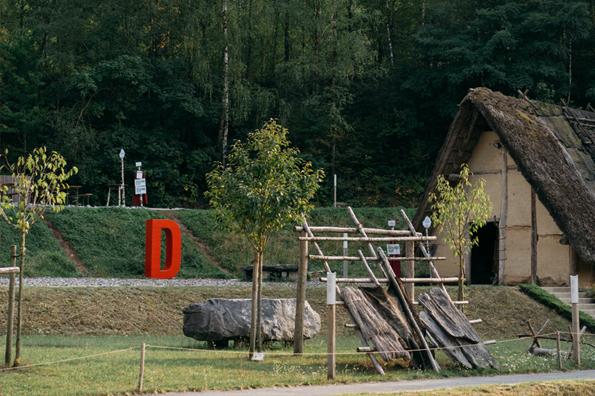 Le parc du Préhistomuseum